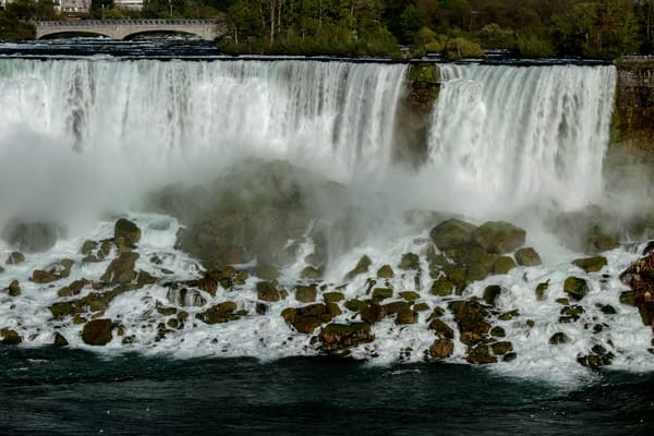Waters of Niagara Falls Fine Art Photographs by Michael Pucciarelli