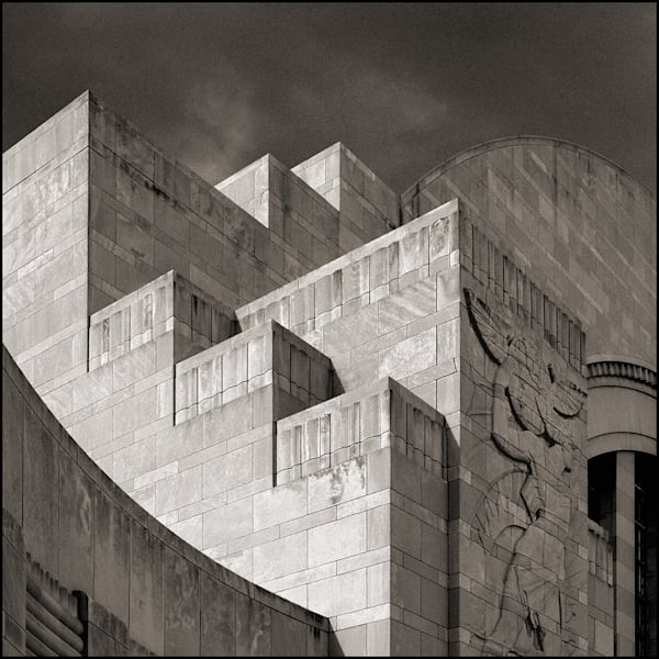 Union Terminal Architectural Detail Photography Art | Tom McFarlane Photography