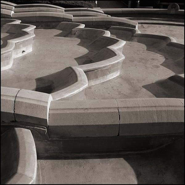 Union Terminal Dry Fountain