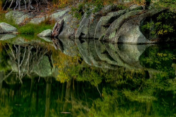 Great Falls Reflection Fine Art Photographs by Michael Pucciarelli