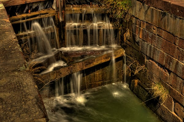 Fine Art Photographs of Great Falls Waterfall by Michael Pucciarelli