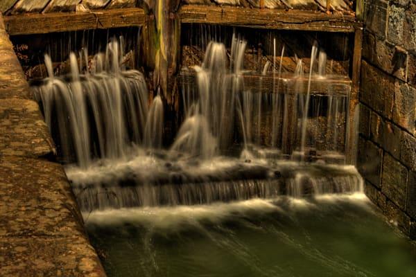 Fine Art Photograph of Great Falls Waterfall by Michael Pucciarelli
