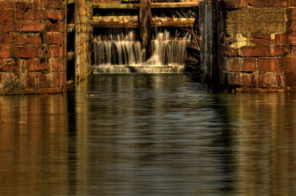 Waters of Great Falls Fine Art Photographs by Michael Pucciarelli