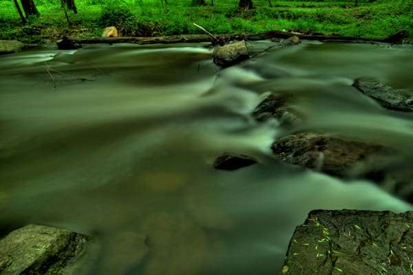 Fine Art Photographs of Rock Creek by Michael Pucciarelli