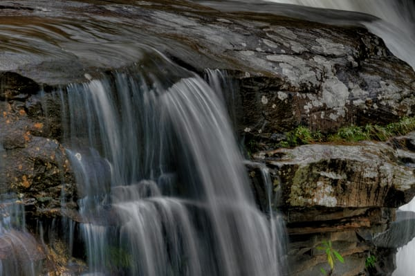 Fine Art Photograph of Muddy Creek Falls by Michael Pucciarelli