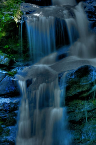Fine Art Photographs of Dark Hollow Falls by Michael Pucciarelli