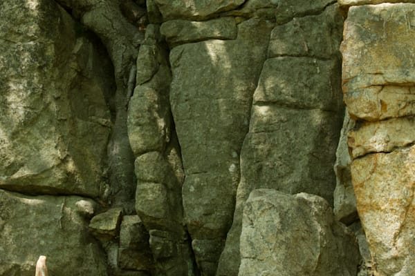 Fine Art Photograph of Rocks in Sugarloaf Mountain by Michael Pucciarelli