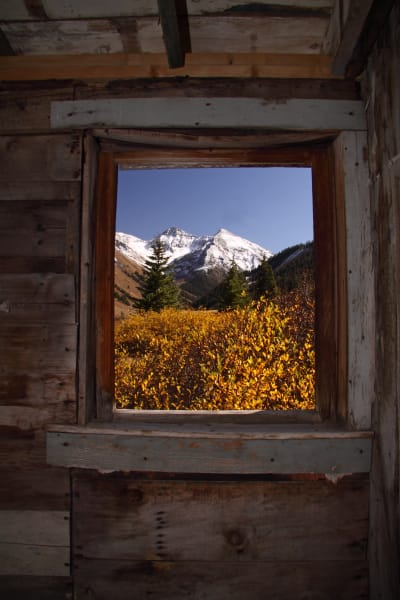 Window on Colorado color