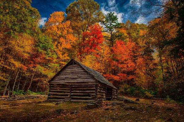 Roaring Fork Cabin Fine Art Photograph | JustBob Images