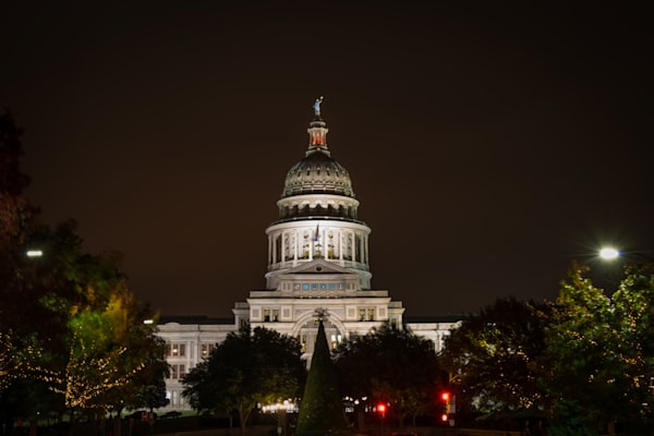 Austin Capital Fine Art Photograph   JustBob Images