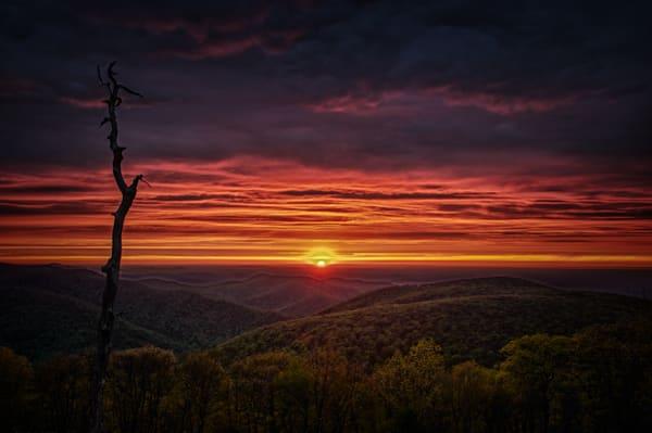 Shenandoah Overlook Fine Art Photograph | JustBob Images