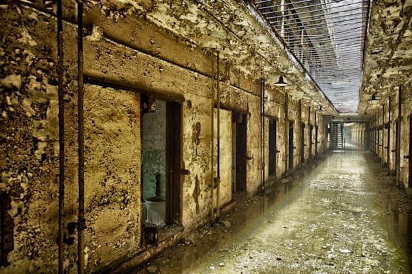 Hallway after Rain Fine Art Photograph | JustBob Images