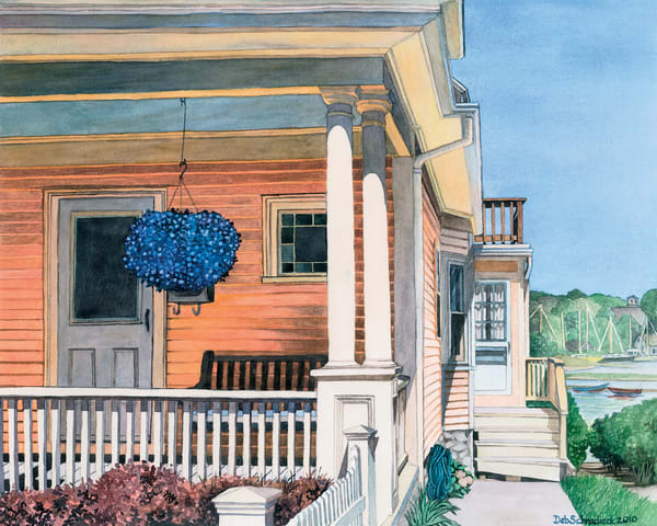 Front Porch Art | capeanngiclee