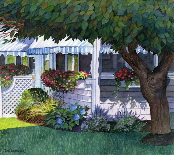 Cottage Art   capeanngiclee