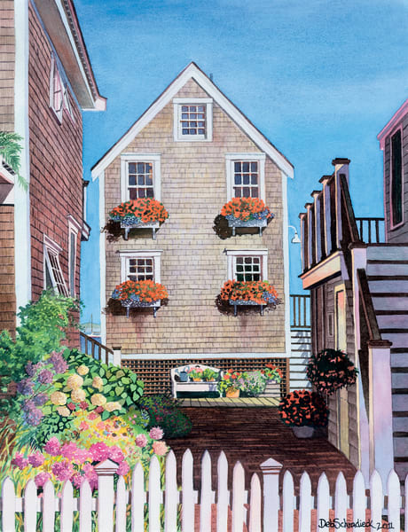 Alley House Art | capeanngiclee