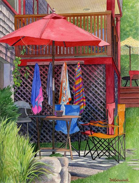 Umbrellas Art | capeanngiclee
