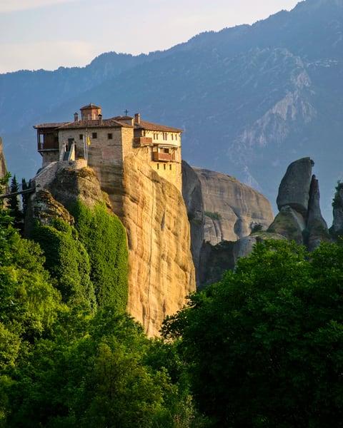Rousanou Monastery - Meteora - Greece