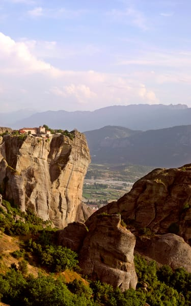 Agia Triada Monastery - Meteora - Greece