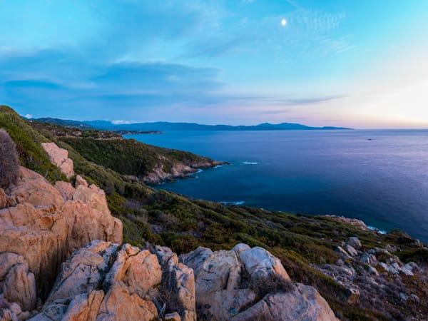 Day's End - Punta di Molendinu - Corsica - France