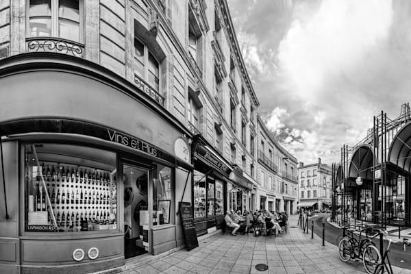 Douceurs de Louise - Bordeaux - France B&W
