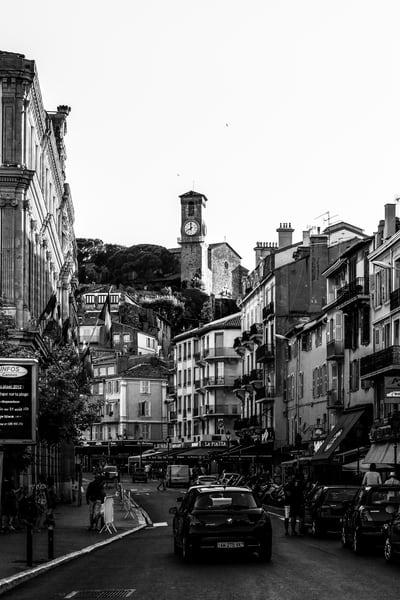 Rue Felix Faure - Cannes - France