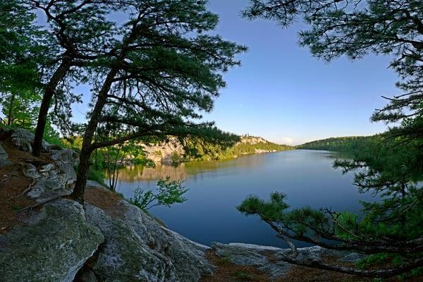 Lake Minnewaska - New Paltz - New York