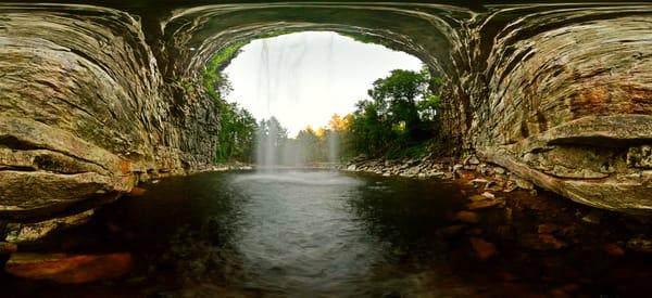 Awosting Falls - Minnewaska - New Paltz - New York