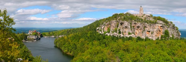 Mohonk Summer I - New Paltz - New York
