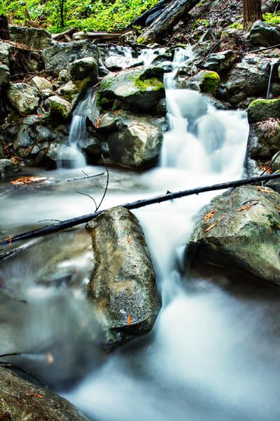 Rocky Hare Creek In Limekiln State Park Photograph for Sale as Fine Art