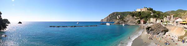 Beach - Monterosso al Mare - Italy