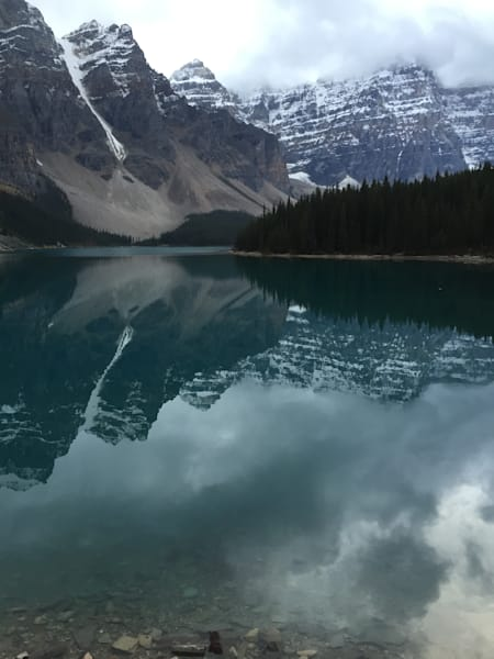 Moraine Lake Photography Art | Swan Valley Photo