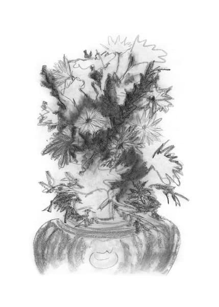 Flower Vase Art | capeanngiclee