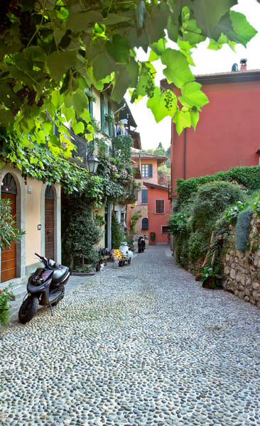 Cobblestones - Bellagio - Italy