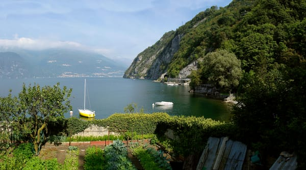Cove - Varenna - Italy