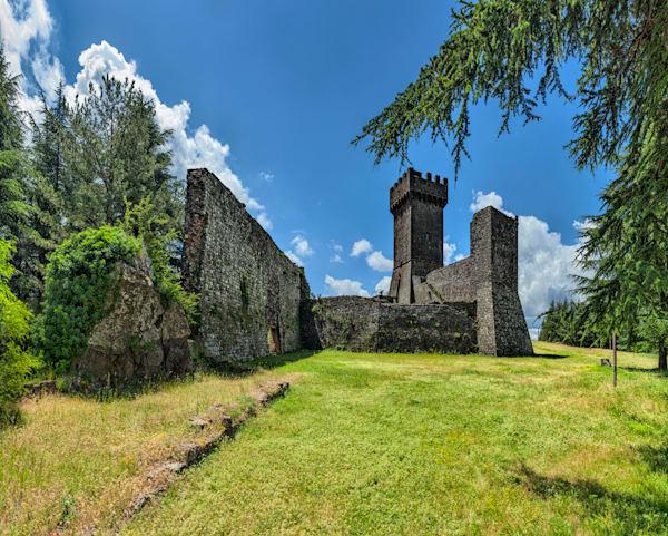 Fortress of Radicofani - Radicofani - Italy