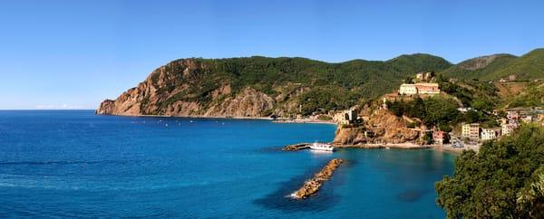 Harbor - Monterosso al Mare - Italy