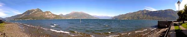 Lake Como from Bellagio - Italy