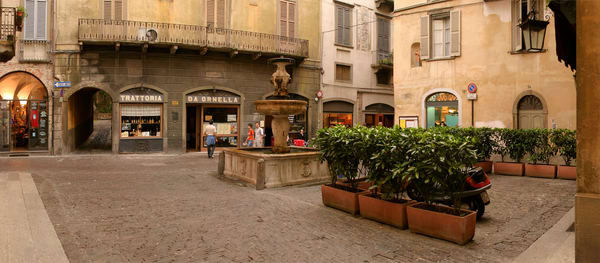 Trattoria da Ornella - Bergamo  - Italy
