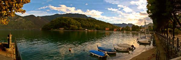 Viale C. Lomazzi - Lenno - Italy
