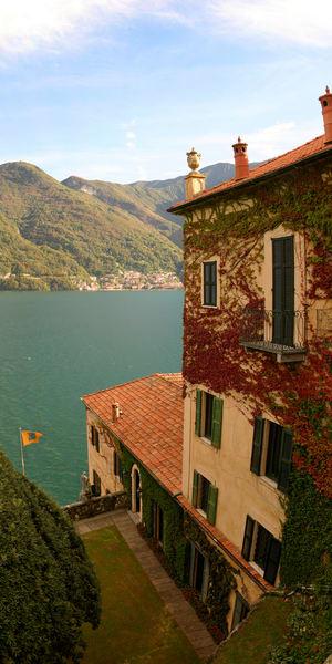 Villa Balbianello Estate - Lenno - Italy