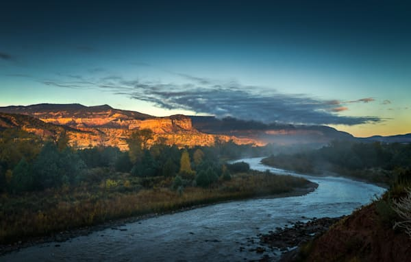 sunrise-chama-river
