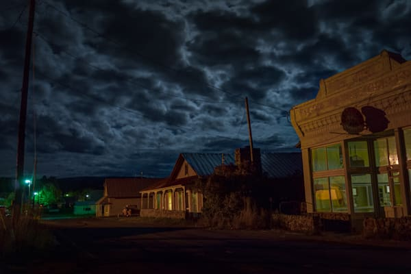Landscape, New Mexico, Photography, nocturne, Southwest, Los Ojos