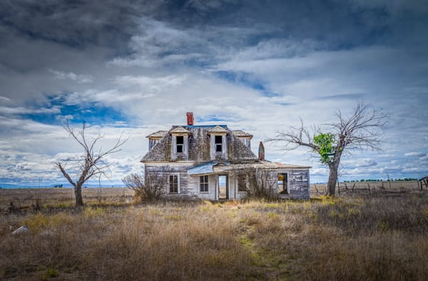 Landscape, New Mexico, Photography, Southwest, Abandoned House