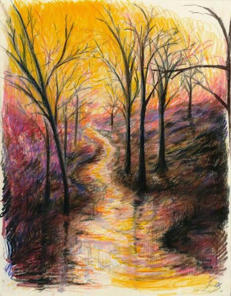 Fine Art Print - Solstice