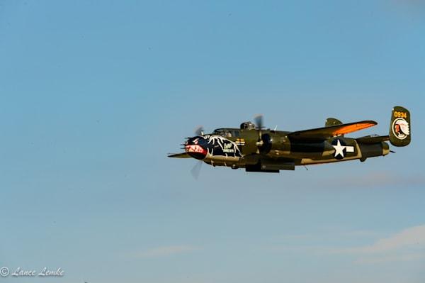 B-25J Betty's Dream