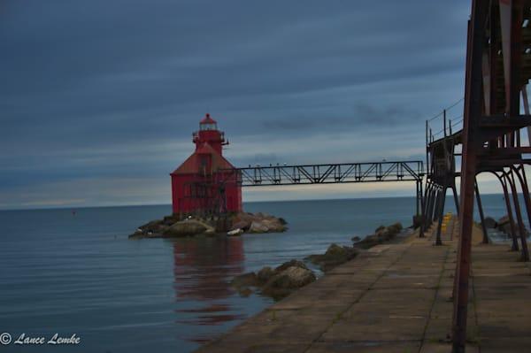 North Pierhead Light