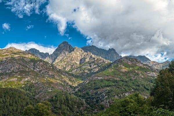 North South Division - Castagnoli - Corsica - France