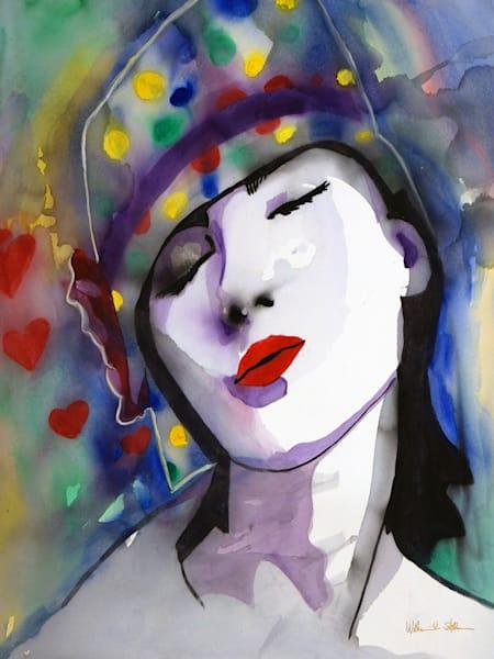 Valentine's Kisses Art | William K. Stidham - heART Art