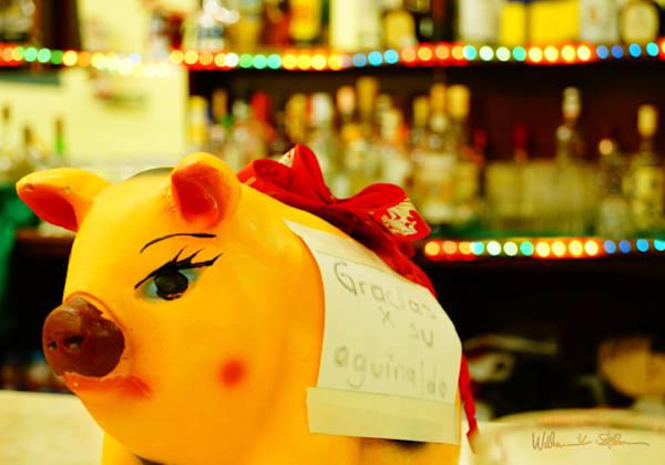 Cantina Pig Art | William K. Stidham - heART Art
