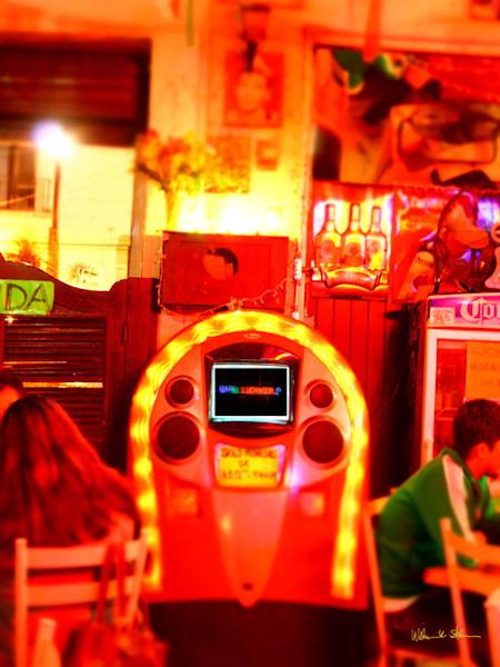 Jukebox Art | William K. Stidham - heART Art